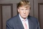 Donald Trump during his 'Apprentice' days.