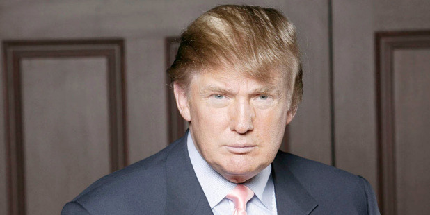 Loading Donald Trump during his 'Apprentice' days.