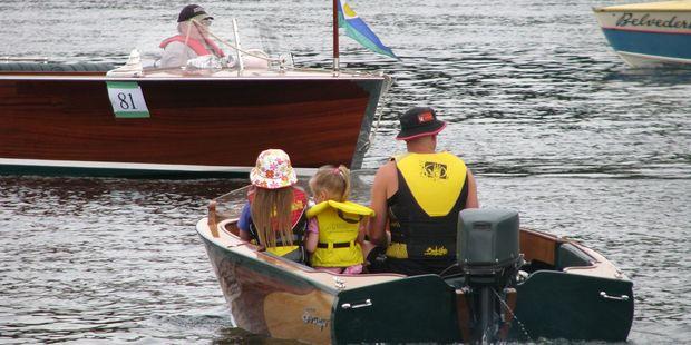 Lifejackets save lives. Photo/file