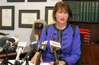 Dame Lowell Goddard is denying allegations about her conduct. Photo / NZH