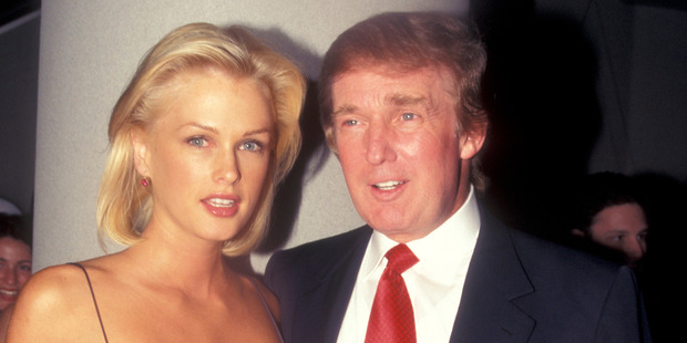 Kylie Bax has emailed Trump to remind him of her support. Photo / Ron Galella/WireImage