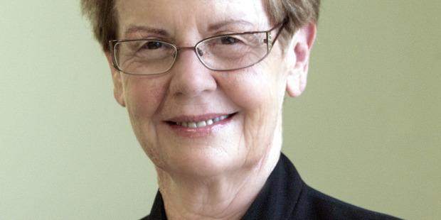 Napier City councillor Maxine Boag