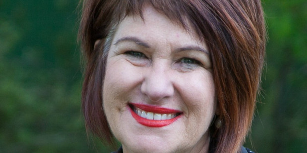Female domination: Sandra Hazlehurst was the highest polling candidate for the Hastings District Council and was one of many female candidates who triumphed this election.