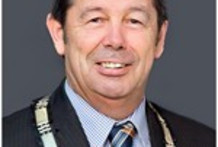 Stratford mayor Neil Volzke was unopposed in the local government election.