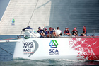 The all-female Team SCA crew produced creditable results in the 2014-15 edition of the Volvo Ocean Race. Photo/Volvo Ocean Race.