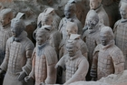The Terracotta Warriors guard the mausoleum of the First Emperor. Picture / Mark Mitchell