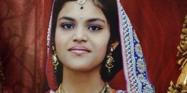 Aradhana Samdhariya. Photo / Twitter
