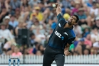 Ish Sodhi helped New Zealand to victory in India earlier this year.