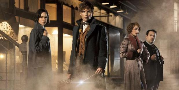 Fans of Rowling's work have five more films to look forward to.