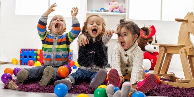 OECD research suggests childcare is twice as expensive here as it is in Australia. Photo / 123rf