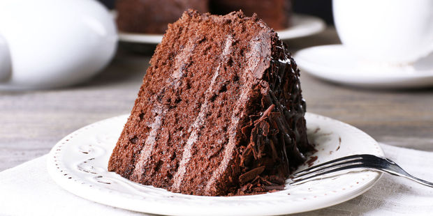 Chocolate cake could be next year's biggest breakfast food trend and can even help you lose weight. Photo / 123rf