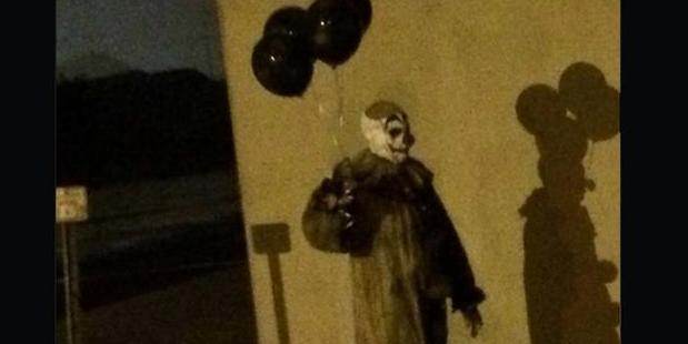Creepy clowns have been making an appearance in the US, UK, Australia and even New Zealand.