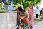 One of the wells in Cambodia Good Trust has already supported. Photo/Jim Grafas