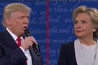 Trump says Hillary would be in jail if he was President