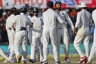 Andrew Alderson reviews day four of the third test between India and the Black Caps where the hosts wrapped up the series 3-0.
