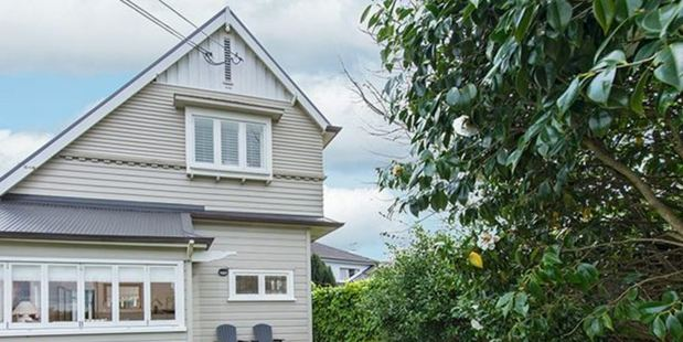 This property at 23 Ladies Mile is being marketed as 'affordable Remuera'.