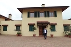 The estate is accompanied by a 7 acre vineyard and some classic Italian architecture.