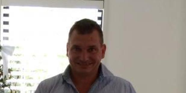 Missing man Mark Childs. Photo / Supplied