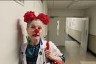 Jude Bishop (Dr U Who) of Clown Doctors New Zealand, discusses the 'killer clown' craze.