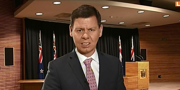 Patrick Gower had some harsh words for Colin Craig.