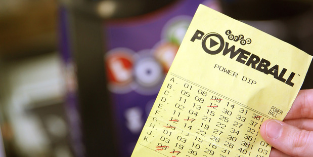 Lotto Powerball has jackpotted to $20 million this weekend. Photo / supplied