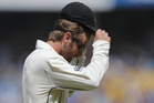 Black Caps skipper Kane Williams during the third test defeat to the Black Caps. Photo / AP