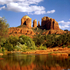 Sedona does a pretty, perfumed take on the wilderness, spas and pricey boutiques trapped among the dramatically beautiful red rock formations that have made it a holiday hotspot. Photo / Thinkstock