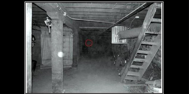 Can you see what's sinister about this photo? Photo / Imgur