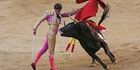 Bullfighting is classified as part of Spain's heritage, according to the country's Constitutional Court. Picture / AP
