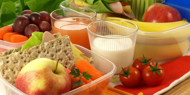 Are you actually preparing a healthy lunch for work or uni? Photo / 123RF