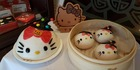 Hello Kitty-themed treats from Hello Kitty Chinese Cuisine. Photo / Facebook