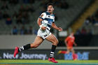 Rieko Ioane has quickly become one of New Zealand's most prominent new talents. Photo / Photosport
