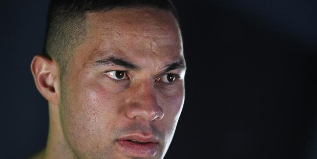 Loading New Zealand heavyweight boxer Joseph Parker. Photo / Photosport