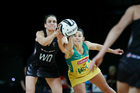 Australia netball head coach Lisa Alexander doesn't like the fact men are making decisions on where the game is heading. Photo / Photosport