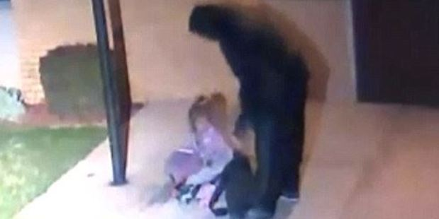 Loading A Utah father left his daughter to to fend for herself. Photo / Fox13