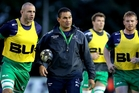 Pat Lam has transformed Connacht in four years with the club. Photo / Ryan Byrne