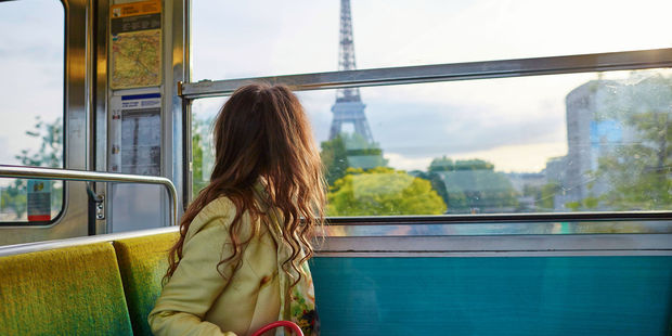 Parisians are much more likely to help if you try to speak French. Photo / 123RF