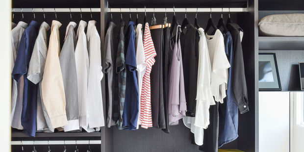 Experts have revealed their top hacks to make your clothing last longer, such as putting coffee in the wash to revive faded material. Photo / 123RF.
