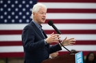 WAGING WAR: Bill Clinton went into battle ... and made a few mistakes along the way.