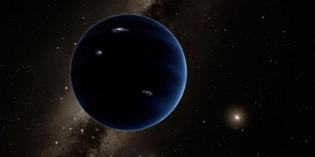 Scientists believe it would take Planet Nine 10,000 to 20,000 years to orbit the Sun. Photo / Caltech