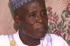 Meet Mohammed Bello Abubakar, the 92-year-old Nigerian man with 97 wives. Photo / Youtube/Al Jazeera