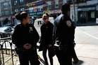 Police in New York have responded to more than 128,000 calls regarding people suffering emotional disturbances. Photo / AP