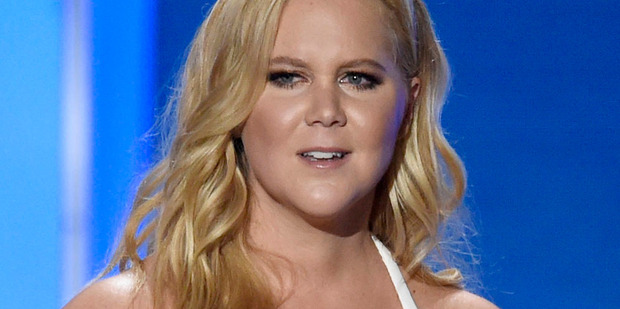 Loading Amy Schumer had around 200 people walk out of her Florida show following an anti-Trump rant. Photo/AP
