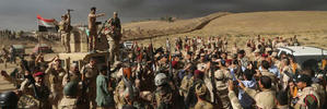 US soldier killed in fight for Mosul