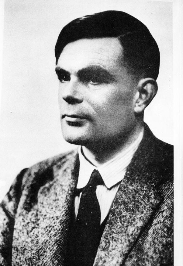 Alan Turing died two years after being chemically castrated from cyanide poisoning in an apparent suicide.