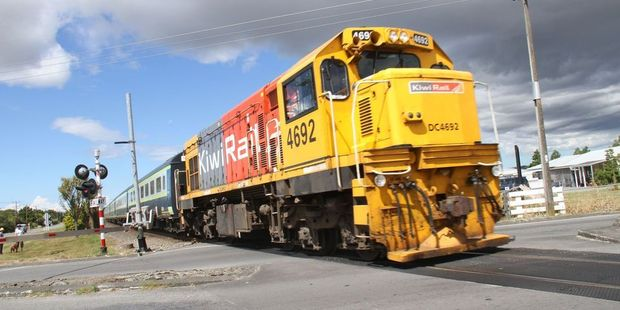KiwiRail has formed partnerships with New Zealand's ports to reduce our customer supply chain costs. Photo / Andrew Bonallack