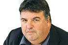 Andrew Austin, Hawke's Bay Today editor.