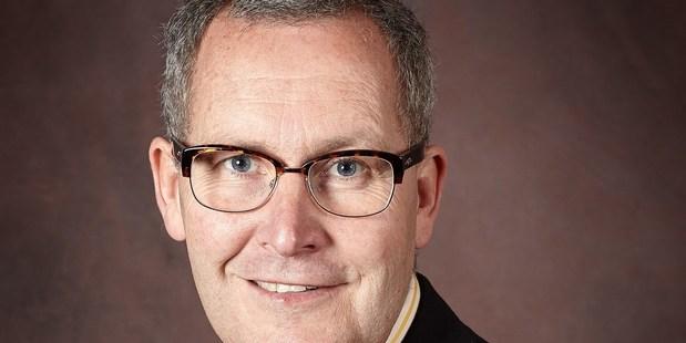 Mayor-elect Andrew King.