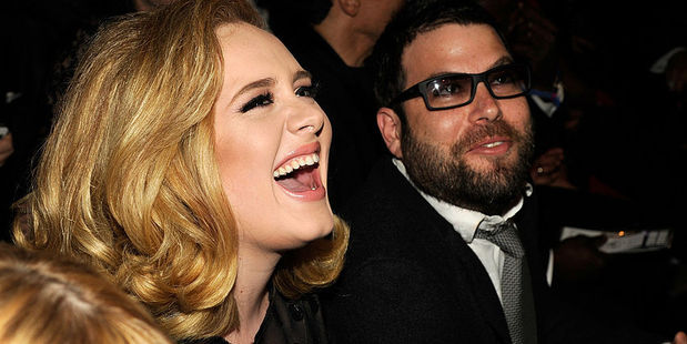 Adele and Simon Konecki married: Singer sparks wedding ring mystery