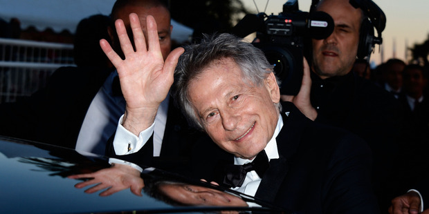Director Roman Polanski leaves the 'La Venus A La Fourrure' premiere during The 66th Annual Cannes Film Festival at Theatre Lumiere on May 25, 2013 in Cannes, France. Photo / Getty